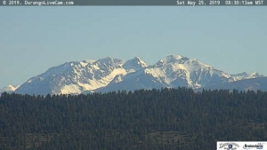 West Needle Mountains